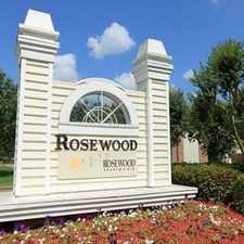 Rental info for Rosewood