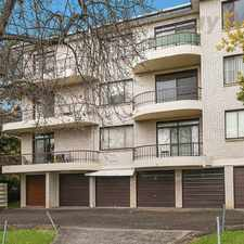 Rental info for SUPERBLY RENOVATED TWO BEDROOM SECURITY UNIT