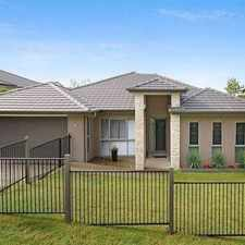 Rental info for COOMERA SPRINGS- MASSIVE FAMILY HOME - OOZING STYLE & SOPHISTICATION in the Gold Coast area