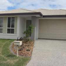 Rental info for Fantastic new home with air conditioned living! in the Brisbane area