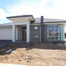 Rental info for Want a larger, brand new home?