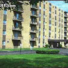 Rental info for $650 1 bedroom Apartment in Lake County Willoughby Hills