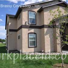 Rental info for 11118 W Brassy Cove Loop