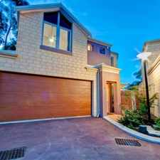 Rental info for Central Mandurah's Living At Its Best