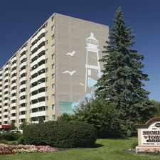 Rental info for Shoregate Towers