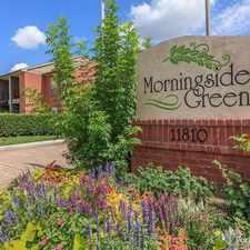 Rental info for Morningside Green