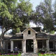 Rental info for Oaks at Hulen Bend
