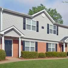 Rental info for Villas at Lakewood in the Atlanta area