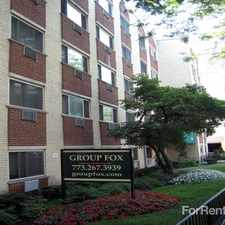 Rental info for Grace Street Apartments in the Chicago area