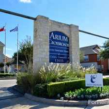 Rental info for Arium Citylake
