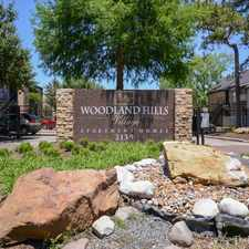 Rental info for Woodland Hills Village in the Houston area