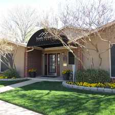 Rental info for South Meadows Apartments