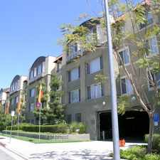 Rental info for The Piedmont Luxury Senior Apartments in the Los Angeles area