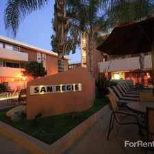 Rental info for San Regis in the Los Angeles area
