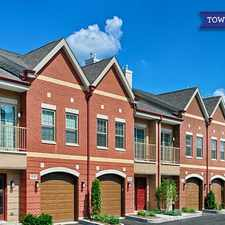 Rental info for Elm Creek Apartments and Townhomes