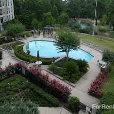 Rental info for The Left Bank River Oaks in the Houston area