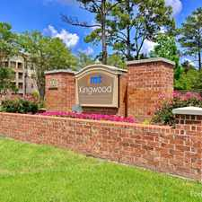 Rental info for IMT Kingwood