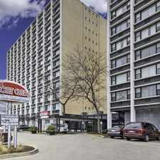 Rental info for Mont Clare at Harlem Avenue Luxury Apartment Homes