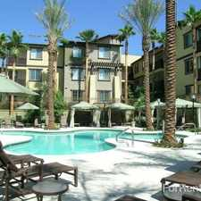 Rental info for Rockwood at the Cascades in the Sylmar area