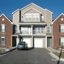 Rental info for Hunters Ridge Apartments & Townhomes