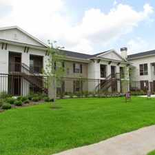 Rental info for Zollie Scales Manor in the Houston area