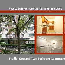 Rental info for Cagan Lakeview and Lincoln Park Chicago Apartments