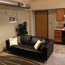Rental info for Campustown in the Ames area
