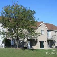 Rental info for Rock Valley Apartments