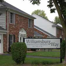 Rental info for Williamsburg Way