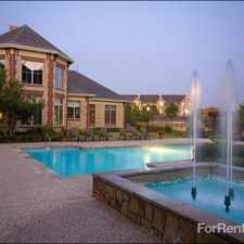 Rental info for Ranch at Fossil Creek in the Fort Worth area