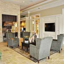 Rental info for Montage at Cinco Ranch
