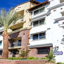 Rental info for Le Blanc Apartments in the Los Angeles area