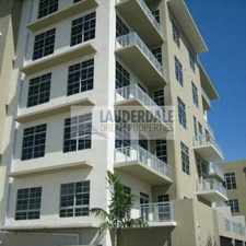 Rental info for 435 North Andrews Avenue in the Fort Lauderdale area