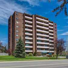 Rental info for Linwood Apartments in the Mississauga area