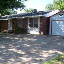 Rental info for NICE BRICK, 3 BEDROOM HOUSE, $850.00 MONTH