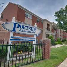 Rental info for Portside Apartments in the Dundalk area