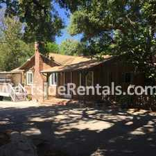 Rental info for Old Agoura Cottage