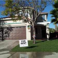 Rental info for Beautiful Rancho Del Rey Home in the Chula Vista area