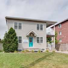 Rental info for 24 Columbia - AAA quality! Utilities included and furniture option! Walk to UW+WLU+Shops!