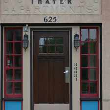 Rental info for Thayer St Flats