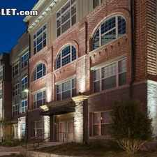 Rental info for $1697 1 bedroom Apartment in Fulton County Grove Park in the Marietta Street Artery area