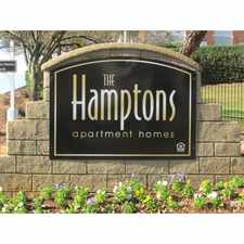 Rental info for The Hamptons Apartment Homes