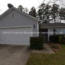 Rental info for 1016 Salmon River Drive in the Indian Trail area