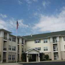 Rental info for Sunrise Village Senior Apartments in the South Milwaukee area