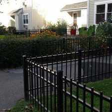 Rental info for Townhouse at West Hartford