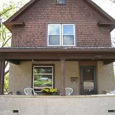 Rental info for North End Zone Rental Properties in the Ann Arbor area