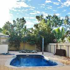 Rental info for Beautiful property with a pool!!! Approved Application
