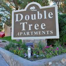Rental info for Double Tree Apartments in the Upper Mesa Hills area