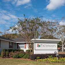 Rental info for Pathways in the Carlen area
