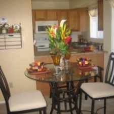 Rental info for Sabino Canyon Apartments in the Tucson area